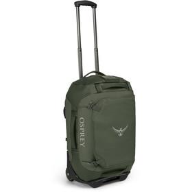 Osprey Rolling Transporter 40 Duffel Bag, haybale green
